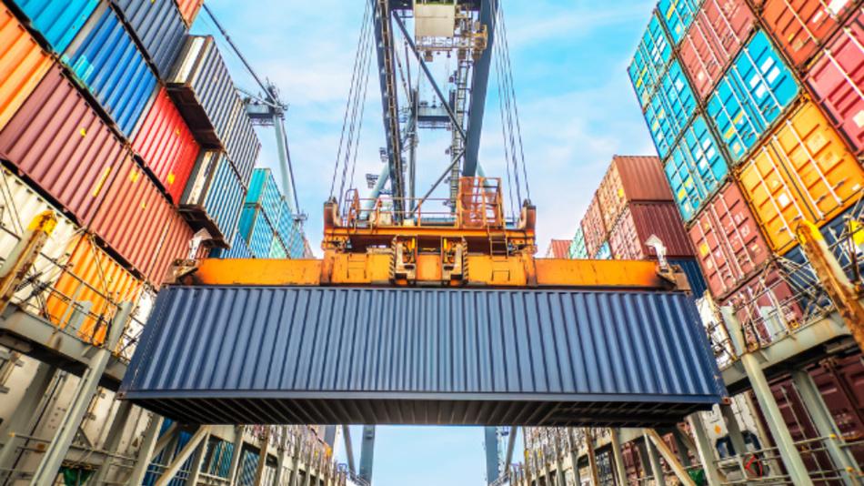 Vielleicht kümmern sich schon bald smarte Roboter um das Entladen der Seecontainer.