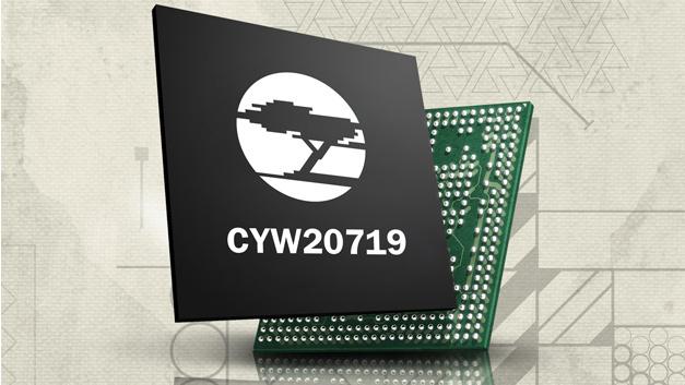 Zertifiziert für Bluetooth mesh: IoT-Mikrocontroller von Cypress