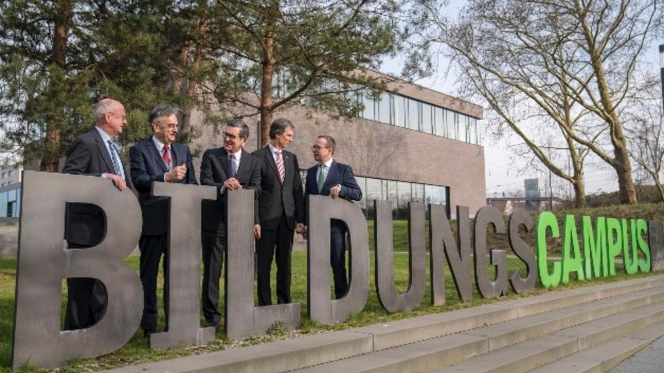 Der Bildungscampus in Heilbronn nimmt im WS 2018/2019 seinen Betrieb auf.