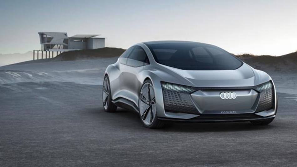 Mit dem Audi Aicon hatte der Hersteller vor kurzem ein völlig autonomes Fahrzeug ohne Lenkrad und Pedale vorgestellt. Möglich machen derartige Innovationen auch Halbleiter wie von On Semiconductor. Der Halbleiterhersteller ist nun Teil des PSCP von Audi.
