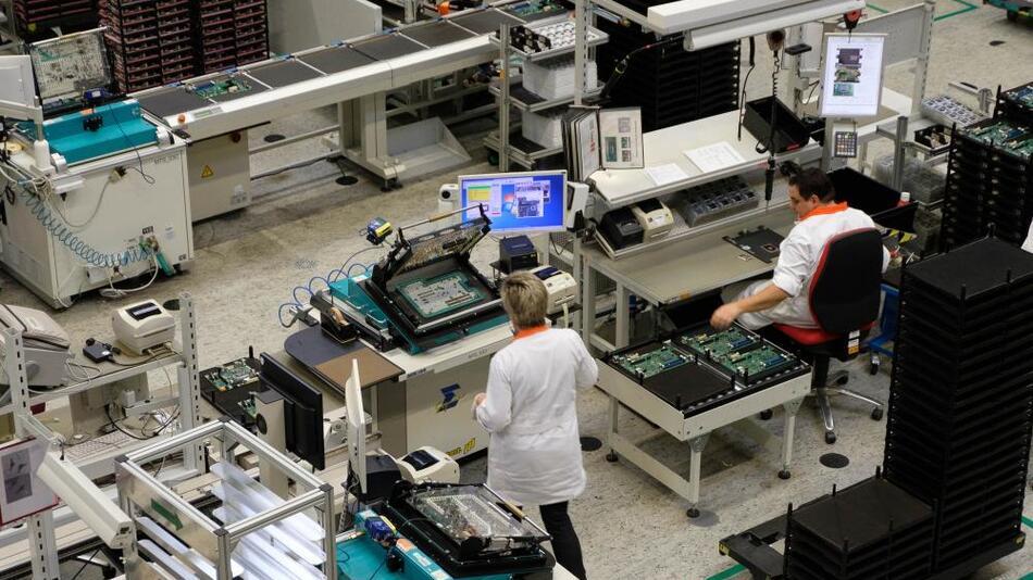 Fujitsu Werk Ausgburg