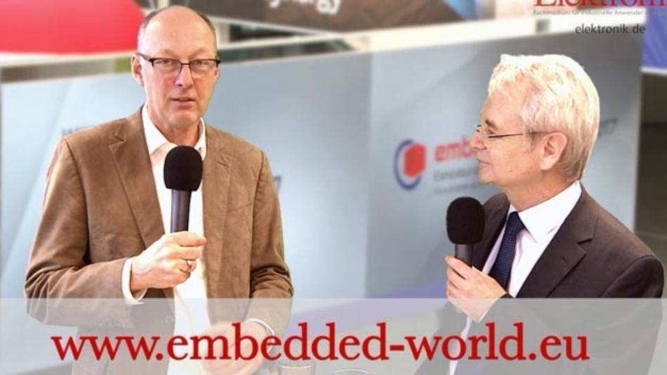 Joachim Kroll spricht mit Prof. Dr.-Ing. Matthias Sturm über Entwicklungen autonomer Systeme und Künstlicher Intelligenz.