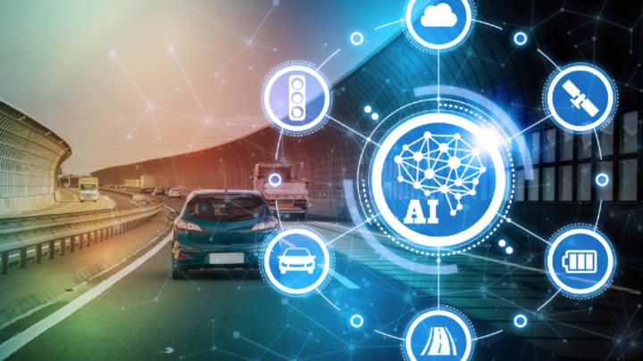 Künstliche Intelligenz im Straßenverkehr