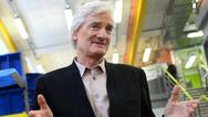 Sir James Dyson will mit seinem Unternehmen ab 2020 Elektroautos verkaufen. Laut der Financial Times gibt es sogar für gleich drei Elektroautos.