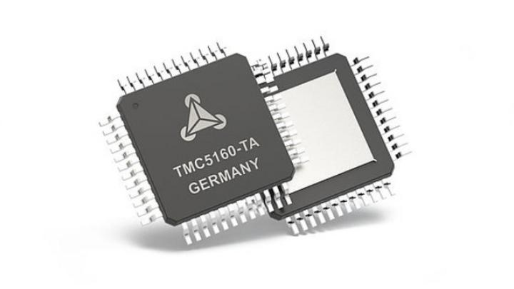 Neue Treiber-IC von Trinamic