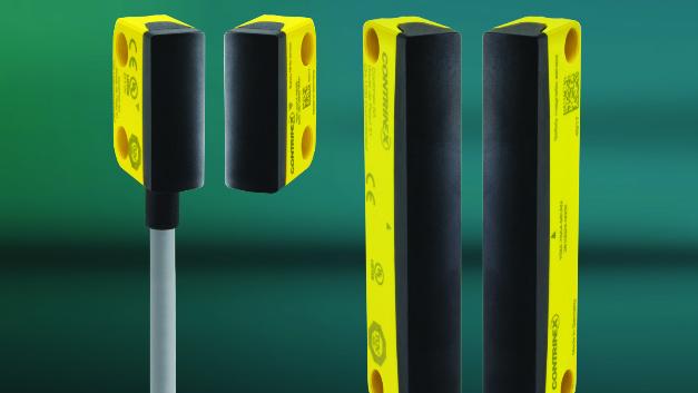 Die magnetisch- oder RFID-kodierten Sicherheitssensoren sind, laut Hersteller,  widerstandsfähig gegen Manipulationen.
