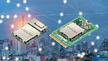 Lantronix xPico 200 Serie ermöglicht eine sichere Ethernet-, Wi-Fi- und/oder Bluetooth-Konnektivität in einem kompakten Formfaktor.