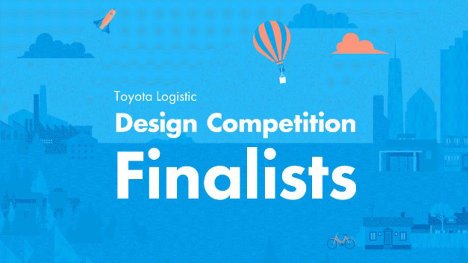 Toyota Logistic sucht die besten Lieferketten-Konzepte.