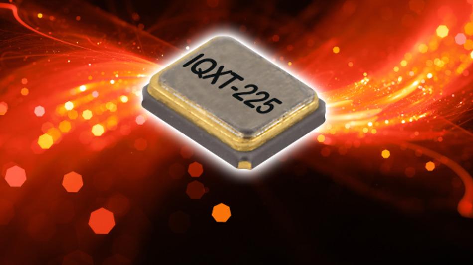Sechs Modelle mit den häufig verwendeten Frequenzen 16,368, 16,369, 19,2, 26,0, 33,6 und 38,4 MHz sind lieferbar.