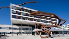 Gebäudekommunikation im Krankenhaus