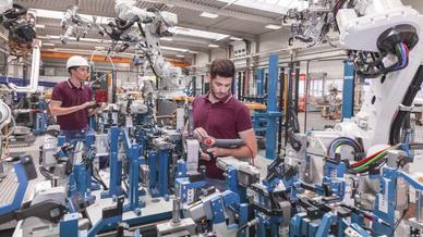 Automatisierung Digitalisierung