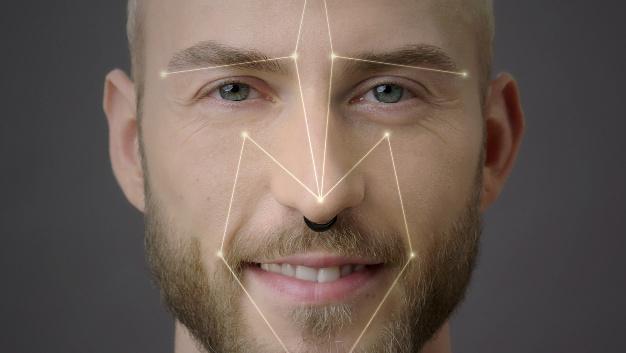2D-Gesichtserkennung für den sicheren Zugriff auf Daten