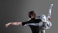 Mensch Roboter Tanz