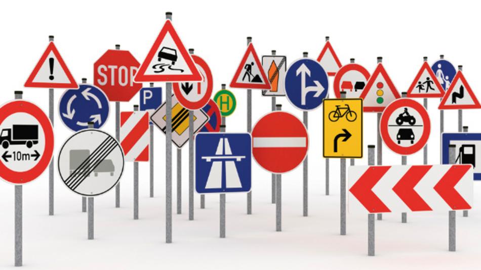 Die Verkehrzeichenerkennung zählt zu einer wichtigen Voraussetzung für das autonome Fahren.