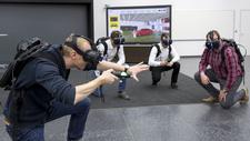 Produktentwicklung Audi testet 'Virtual Reality Holodeck'