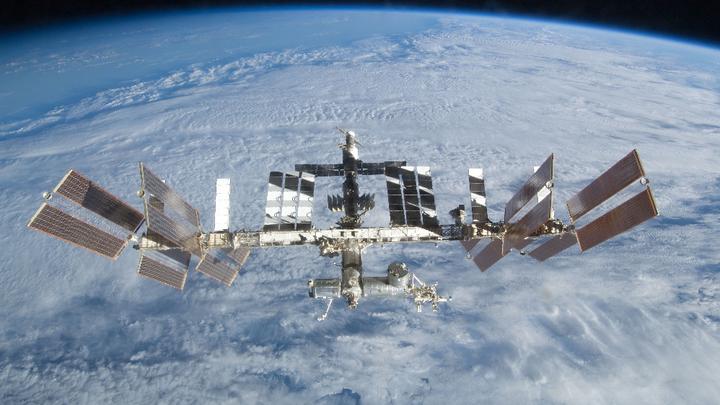 NASA, ISS, Varta