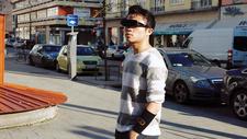 3D-Brille Unterstützung sehbehinderter Menschen