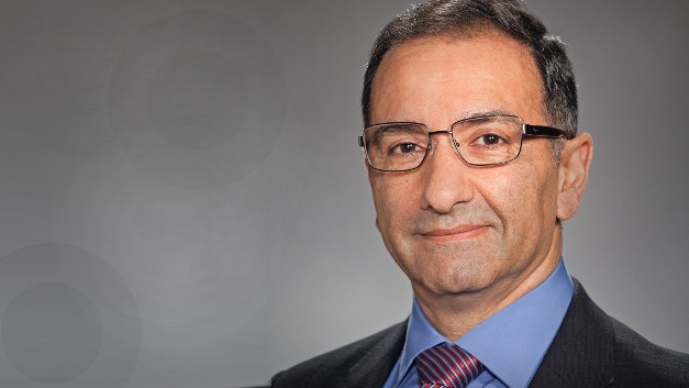 Dr. Ahmad Bahai, Chief Technology Officer bei Texas Instruments.