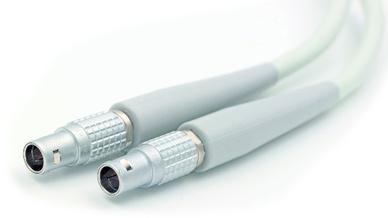 Umspritze Kabel aus der SABmed-Linie