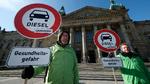 Diesel-Fahrverbote grundsätzlich zulässig