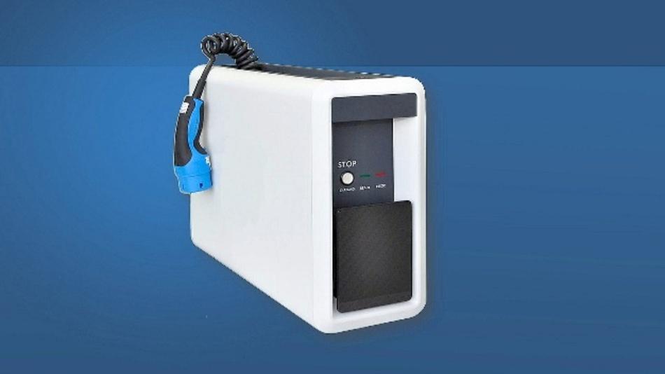 Eine voll integrierte, mobile Systemlösung, die Heitec im Auftrag eines Automobilherstellers für ein Plug-in-Hybrid-Fahrzeug (HEV) entwickelt und exklusiv gefertigt hat