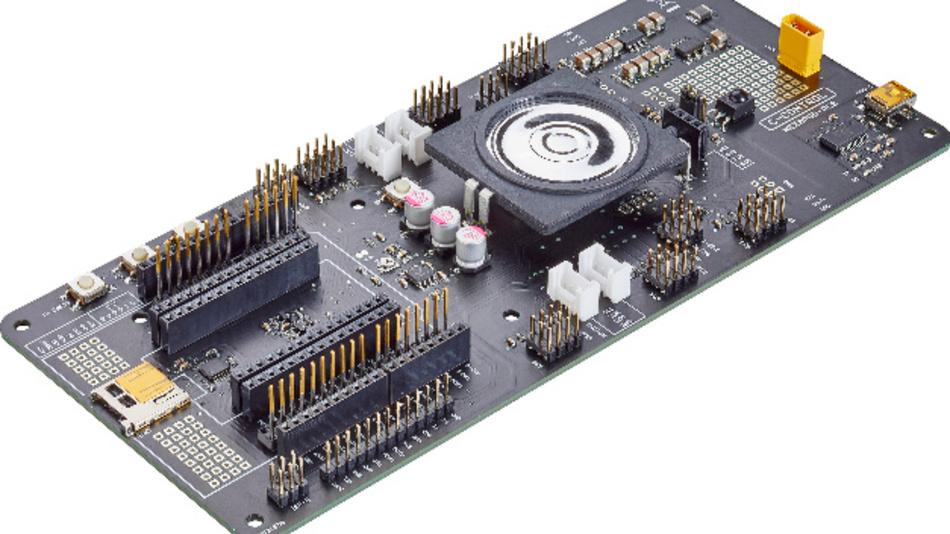 Das C-Control Hexapod Roboter-Board