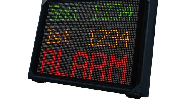 Microsyst Systemelectronic: Robuste LED-Anzeigen trotzen Vibrationen ...