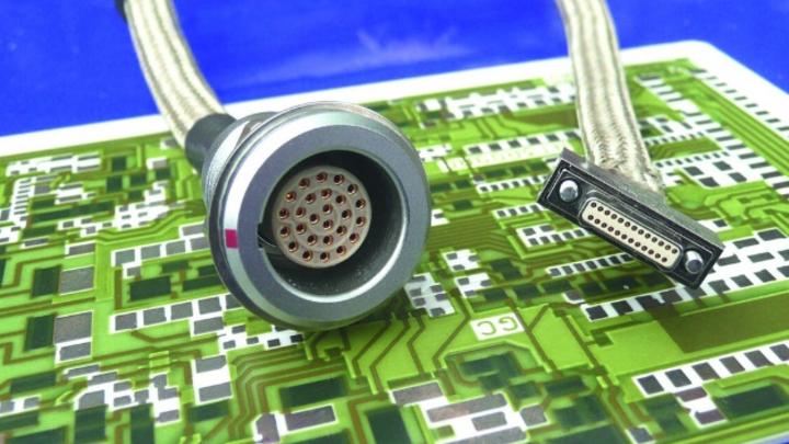 Omnetics Connector