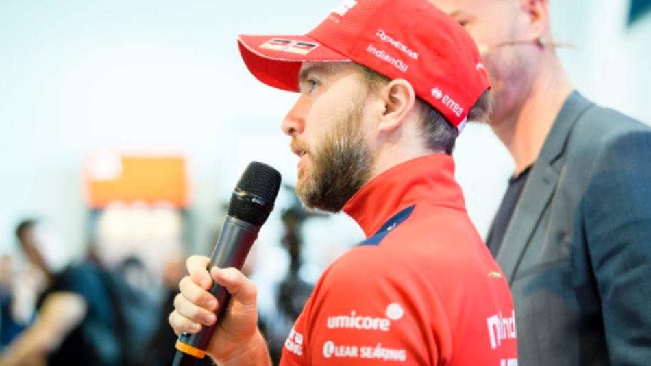»Die größte Umgewöhnung beim Wechsel von der Formel 1 zur Formel E ist der Sound«, findet Nick Heidfeld.
