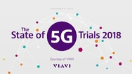 """Aktuelle Studie """"State of  5G Trials"""""""
