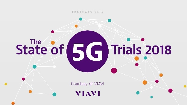 "Aktuelle Studie ""State of  5G Trials"""