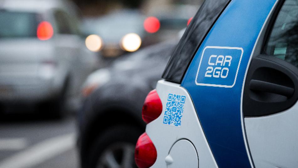 Daimler übernimmt die noch fehlenden 25 Prozent der Anteile an der Car2Go Europe GmbH von der Autovermietung Europcar.