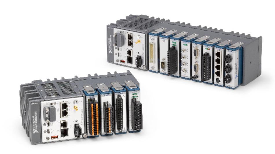 Embedded-Hardware: National Instruments erweitert seine Mess-, Steuer- und Regelungstechnik um einen TSN-fähigen Controller.