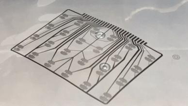 Leitfähig, biokompatibel, aber leider teuer: Biosensoren