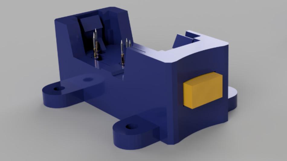 Prüfadapter aus dem 3D-Drucker können beim Fertigungsdienstleister eloprint in Auftrag gegeben werden.