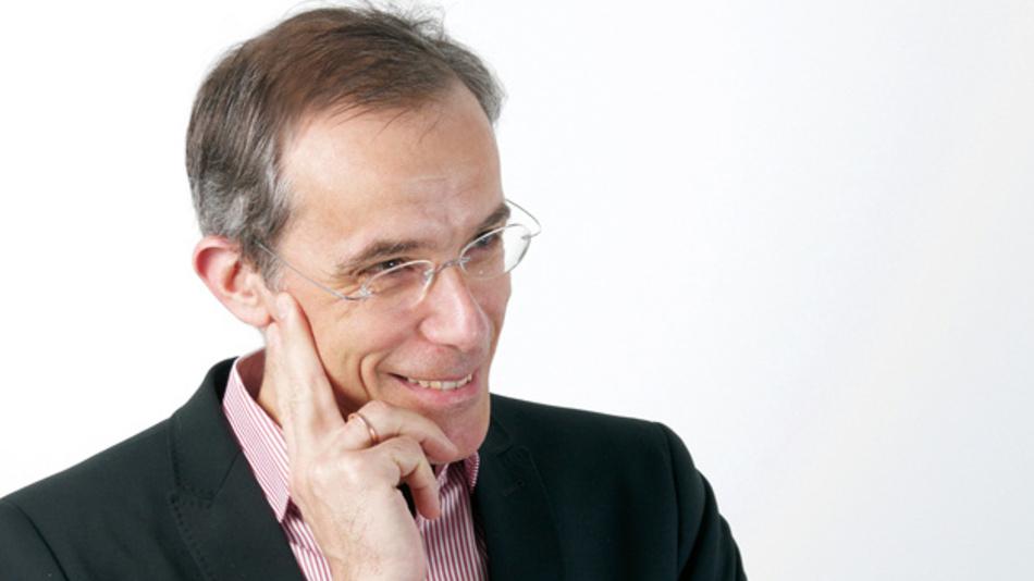 """Dr. Ralf Hasler, Lacon """"Die erfolgreichen EMS-Anbieter müssen sich zu Hardware-Beschleunigern weiterentwickeln – oder sterben."""""""