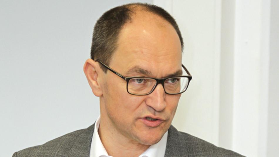 """Hermann Reiter, Digi-Key »Die Lieferkette zwischen Lieferanten und Kunden ist getrieben durch das eigene Konsumverhalten aus dem B2C-Geschäft nach dem Prinzip """"Easy to do business with"""".«"""