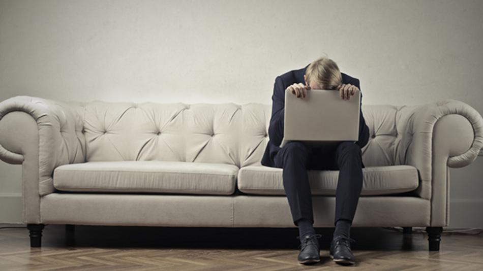Menschen, die scheitern, werden schnell als Verlierer abgestempelt.