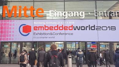 Die Embedded Welt zu Gast in Nürnberg