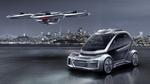 Studie »Pop.Up Next« von Audi, Italdesign und Airbus