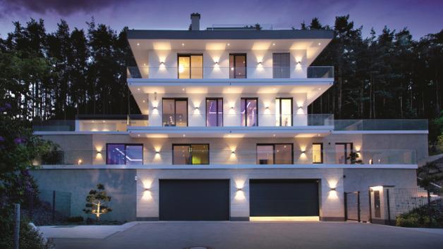 Smartes Einfamilienhaus in der Oberpfalz - Außenansicht