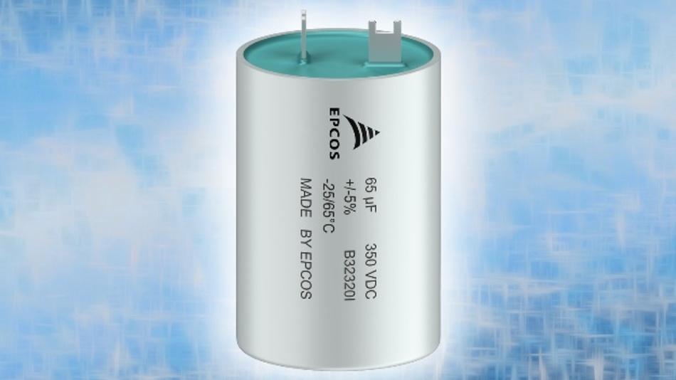 Folien-Kondensator mit der Bestellnummer B32320I2656J011