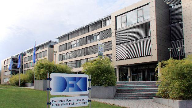 Das Deutsche Forschungszentrum für Künstliche Intelligenz (DFKI) in Kaiserslautern.