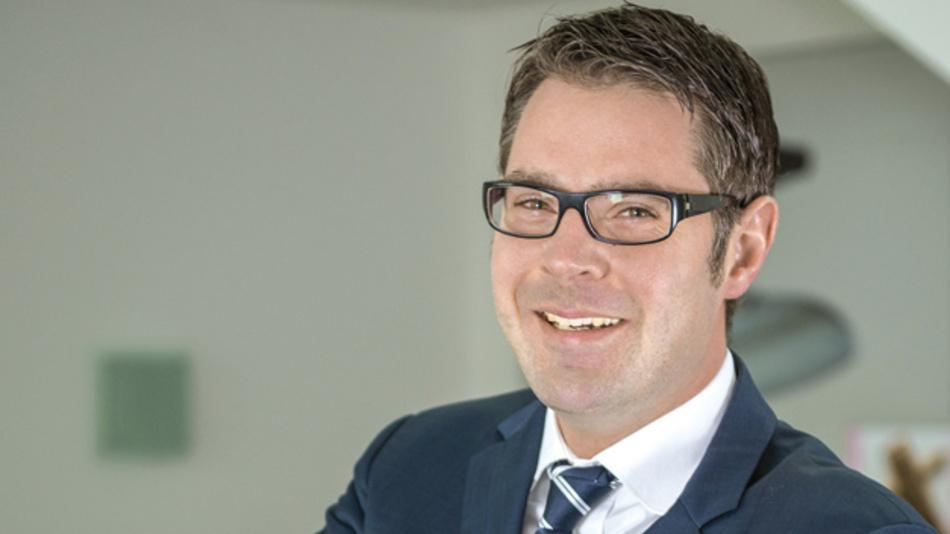 Timo Dreyer, neuer Leiter operatives Geschäft  von Beyers