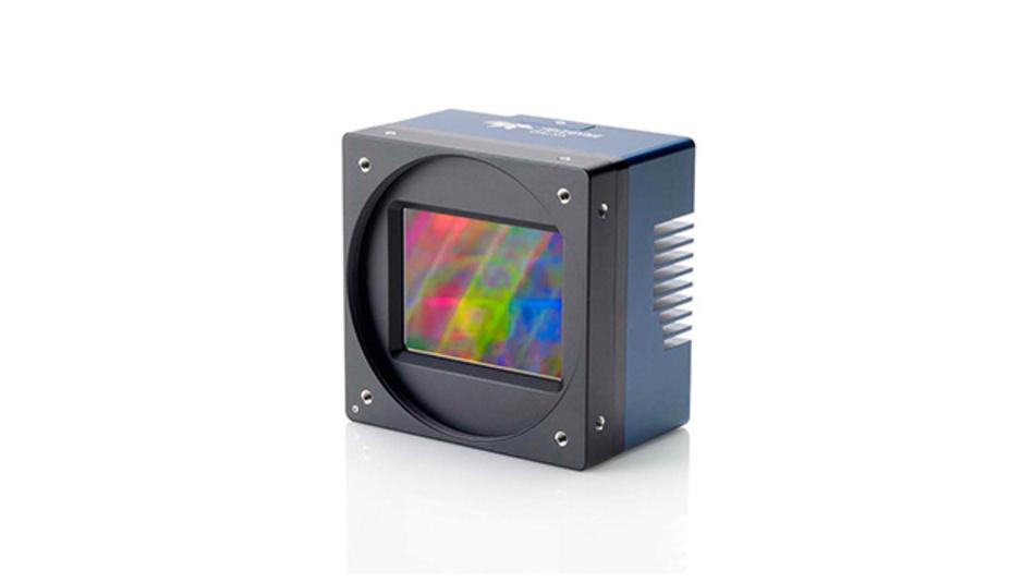 86-Megapixel-Kamera Falcon4 von Teledyne Dalsa.
