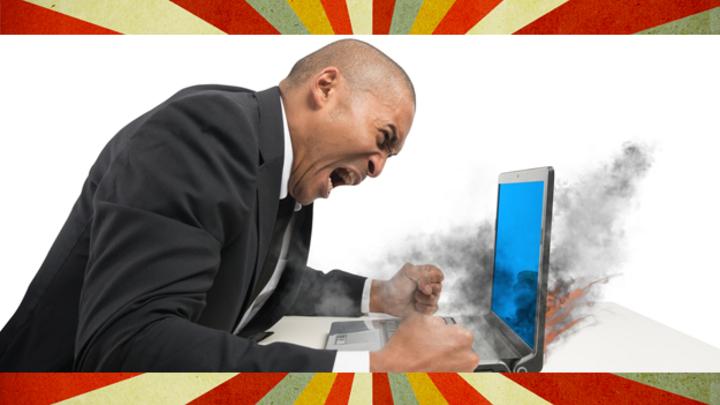 Mitarbeiter wollen Computer abschaffen.