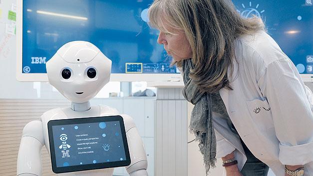 Warum übernehmen die Roboter nicht die Weltherrschaft und wieweit ist die Technik.