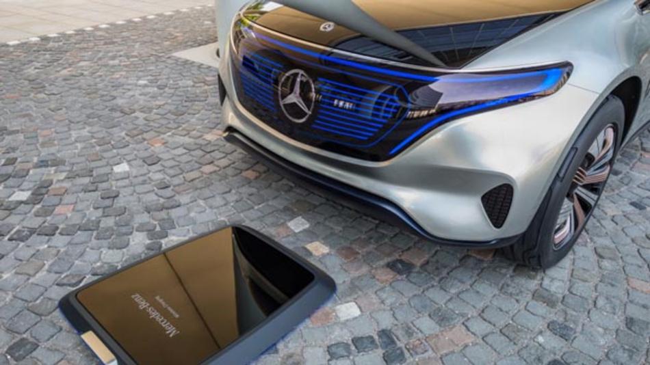 Daimler setzt auf Elektromobilitäts-Offensive - auch in China. So wird der Automobilhersteller Gesellschafter bei BJEV.