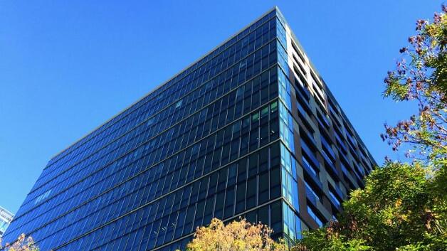 Renesas' Firmenzentrale im Tokyoer Stadtteil Toyosu.