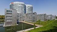 Der Hauptsitz von E.ON in Essen